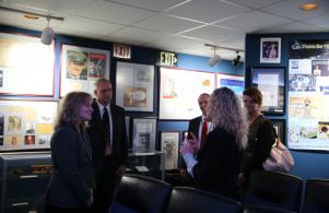 Indiana Superintendent Glenda Ritz PHM visits Bittersweet DVT