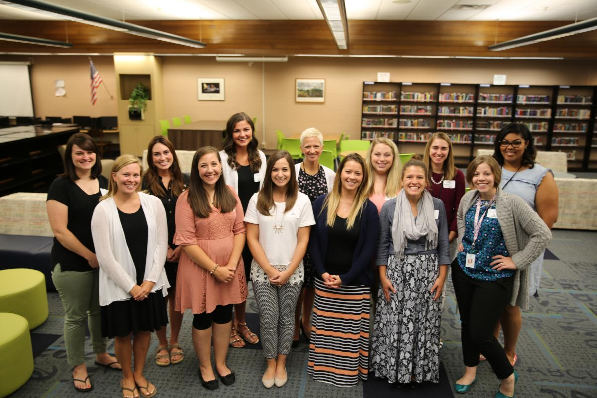 New P-H-M elementary school teachers