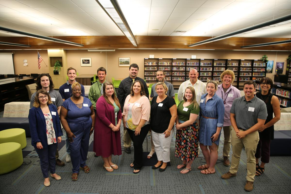 New P-H-M middle school teachers