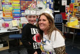 Kindergarten Thankful Hats