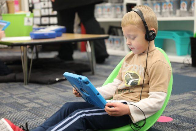 Bittersweet Kindergarten Technology